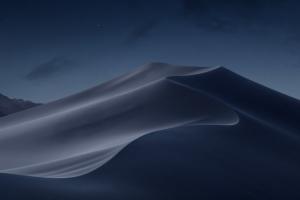 macOS Mojaveがリリースされました